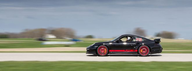 2008 911 GT2 Facebook cover