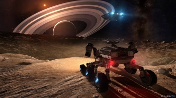 Rings and SRV large